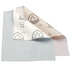 "Klingspor Abrasives 400 Grit, Stearated Silicon Carbide, 9""x 11"" Sheets, 50pk"
