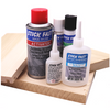 Stick Fast CA Wood Finish Starter Kit