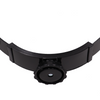 Headgear w/ HD Faceshield Up Close Back Knob