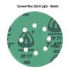 Klingspor Abrasives 5 Inch X 8 Hole GreenTec Disc