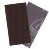 "Soft-Sanders 5"" Foam Profile Sanders, Adhesive Backed Abrasive Sheets 120 Grit 10pk"