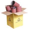 Klingspor's World Famous Bargain Box, 10lbs of Coarse, Medium, & Fine End Rolls