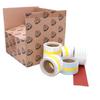 Klingspor Bargain Box of Hook & Loop Rolls 5 lbs