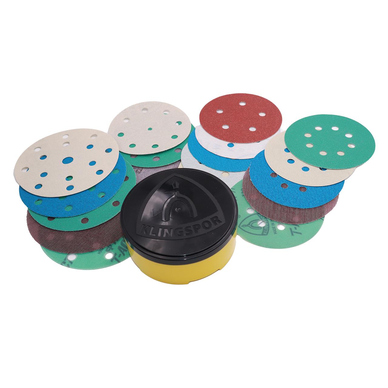 Klingspor Abrasives Disc Sampler Packs