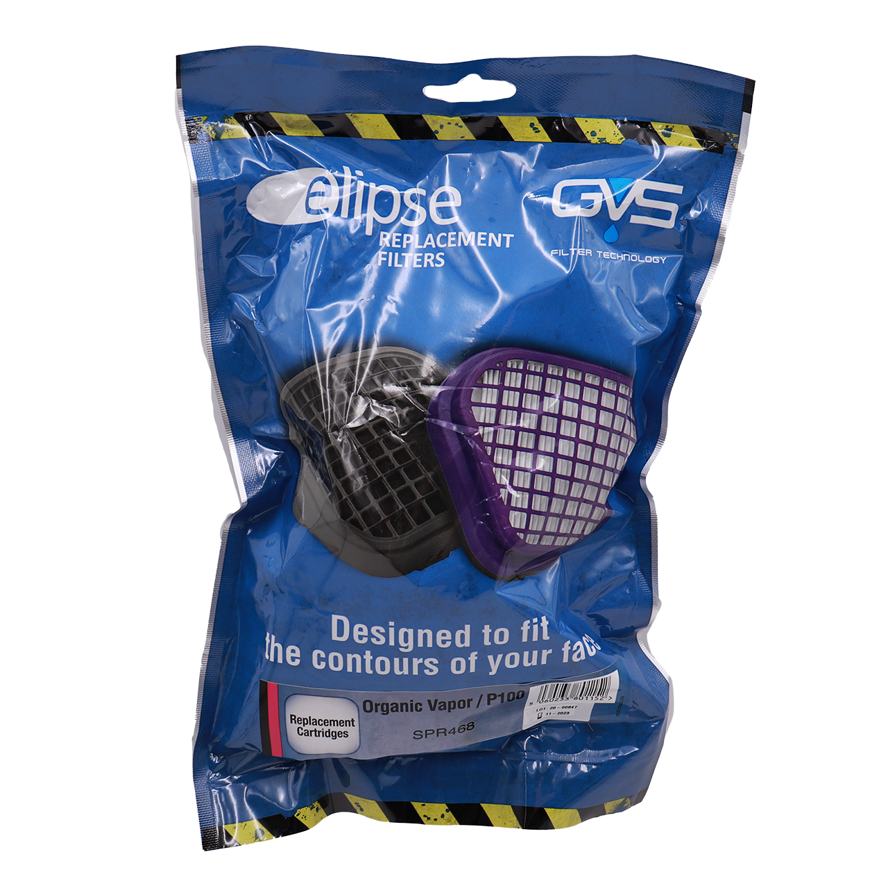 Elipse OV Respirator Replacement Kit