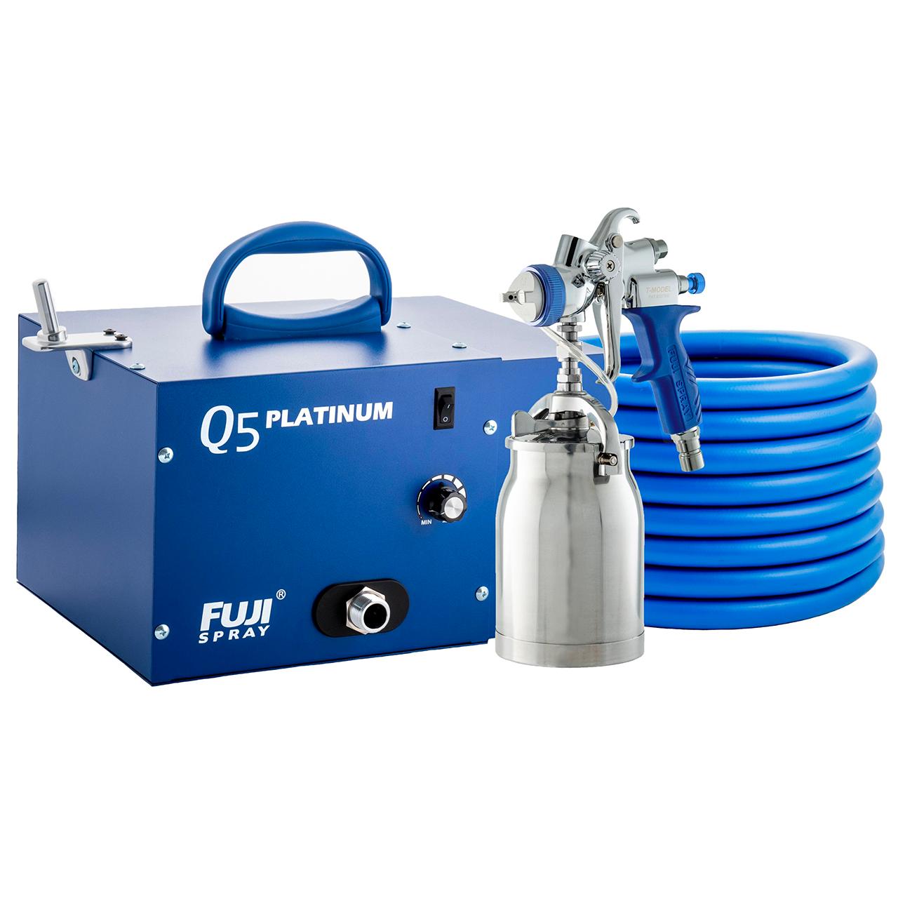 Fuji Q5 Platinum HVLP System T70