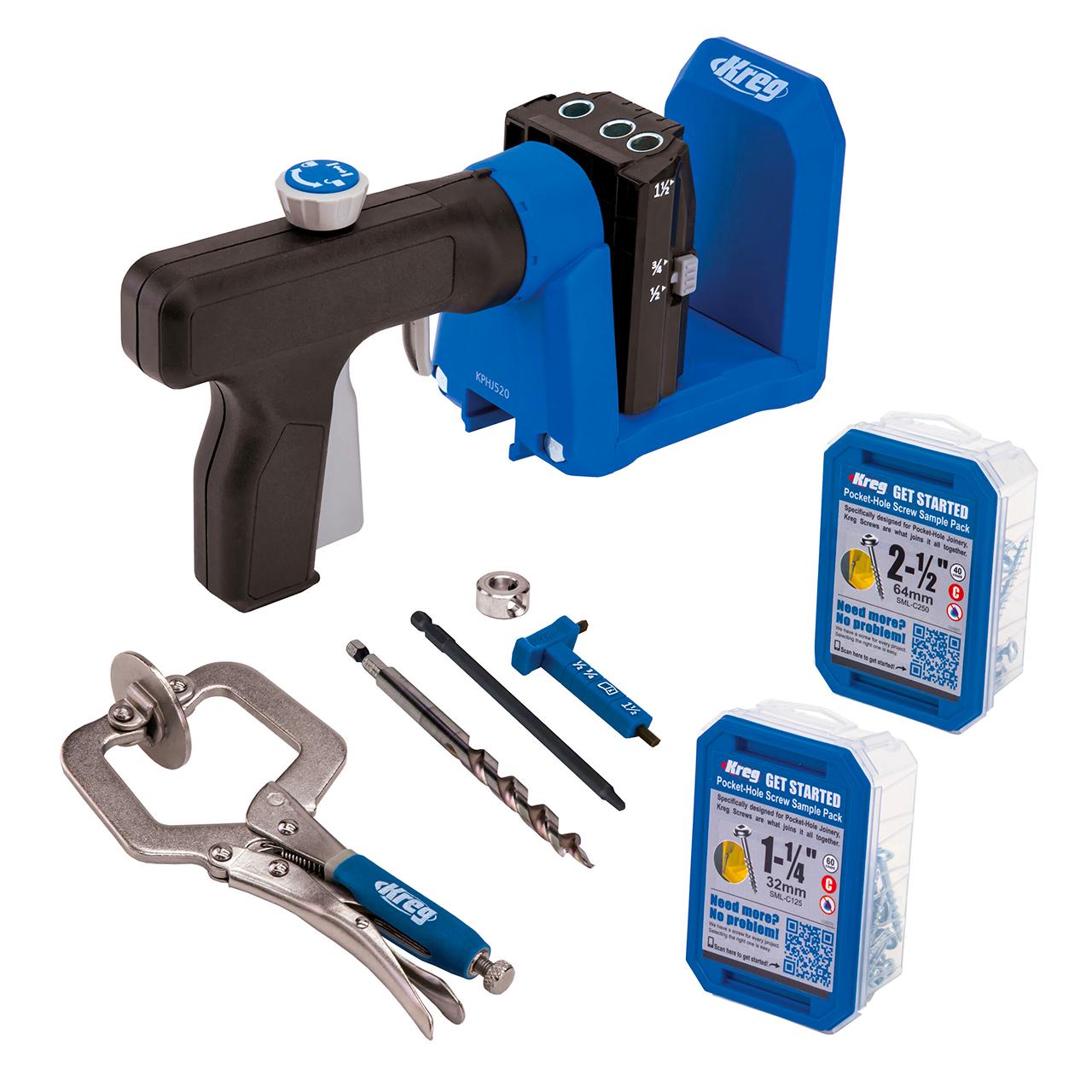 Kreg Handheld Pocket Hole Jig-Pro