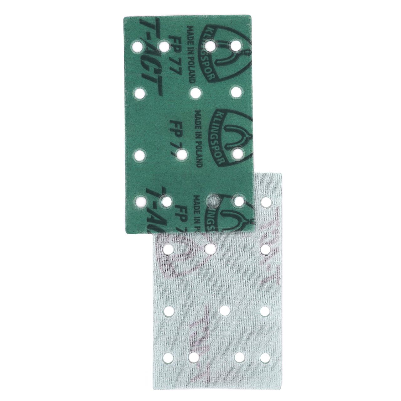 Festool RTS400 | LS130 2000G H&L GreenTec Sheets 10pk
