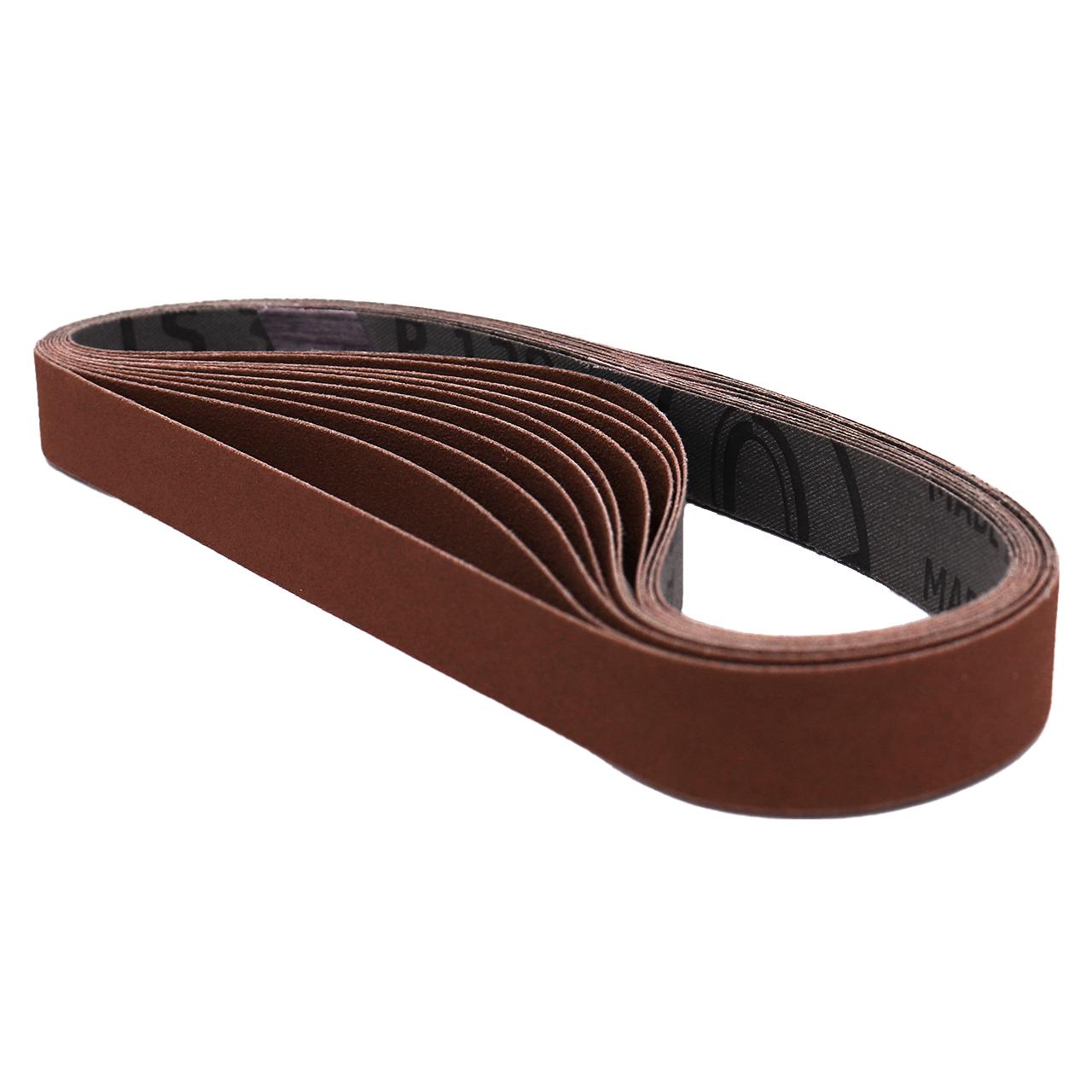 "Sanding Stick Replacement Belt 1/4"""