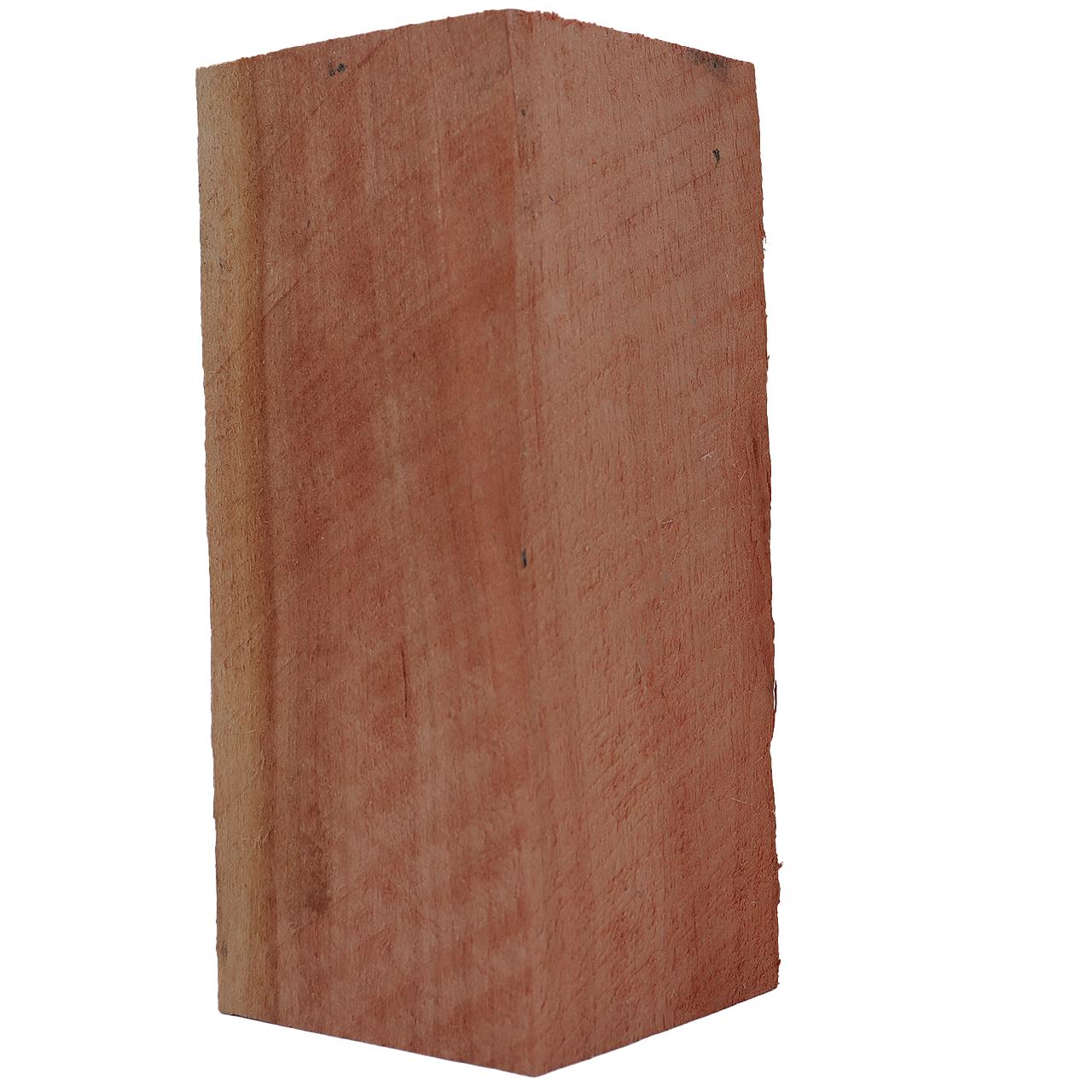 Solid Cherry Turning Blank, 3x 3x 8 Inch