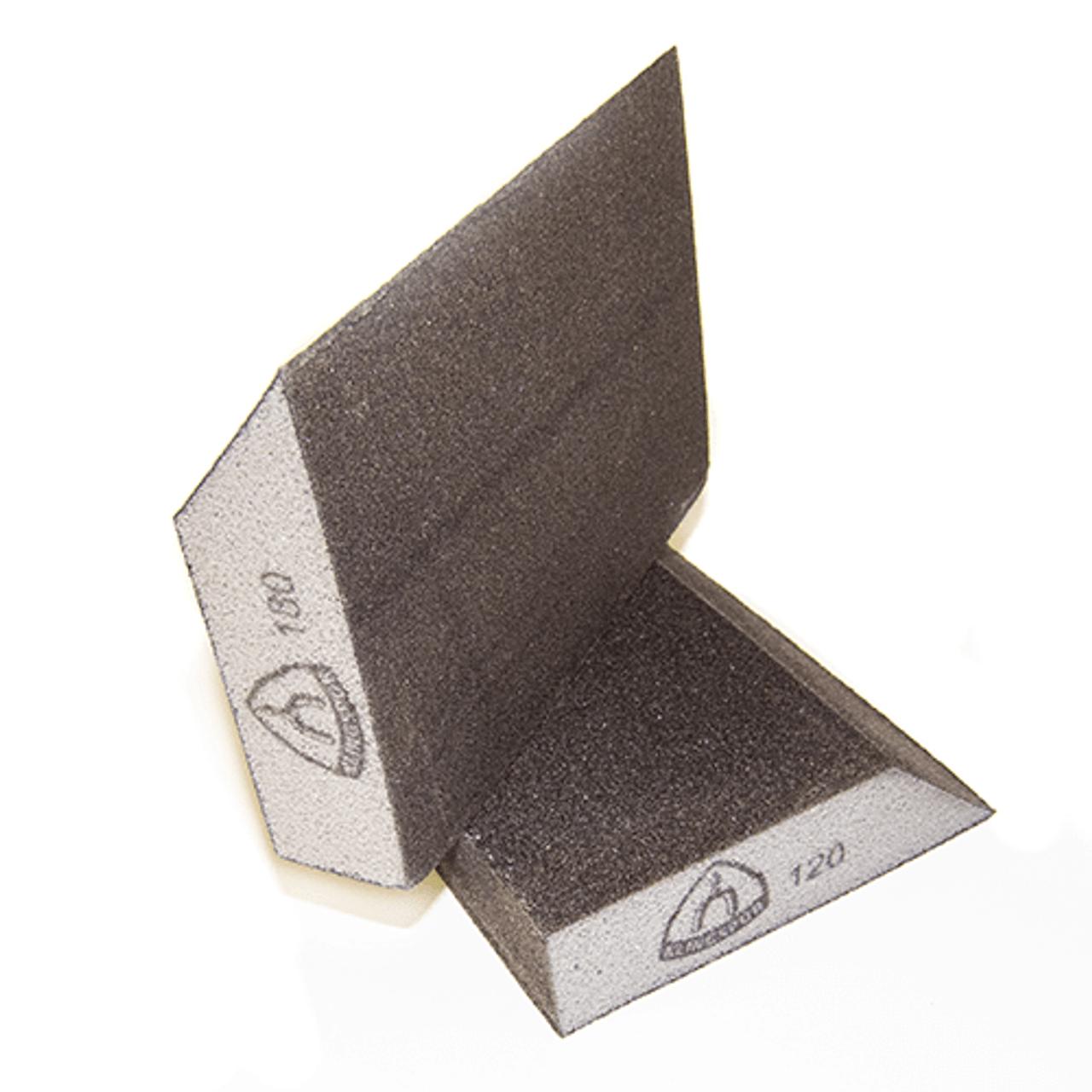Klingspor Abrasives Foam Sanding Pad Sampler 10 Pack