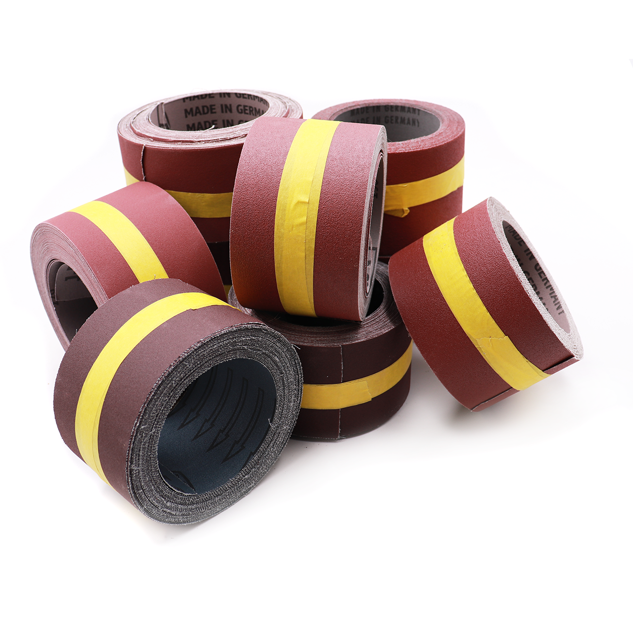 Bargain Box of End Rolls Up Close What is Inside