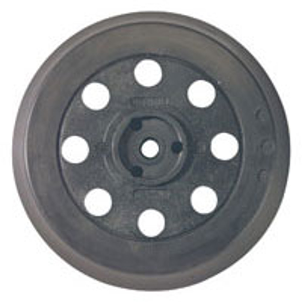"Bosch 5""x 8 Hole, Med/Soft Sander Backing Pad, Hook & Loop"