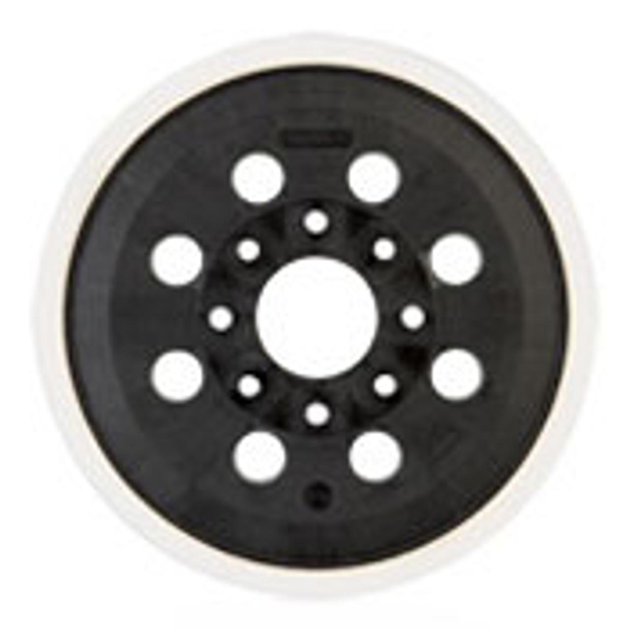 "Bosch 5""x 8 Hole, Soft Sander Backing Pad, Hook & Loop"