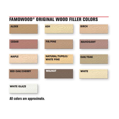 Famowood Wood Fillers