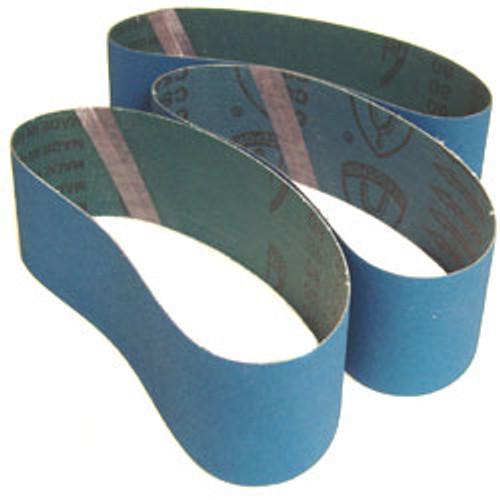 """3"""" X 21"""" Planer Abrasive Belts"""