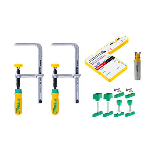 Matchfit Dovetail Clamps Pro Kit
