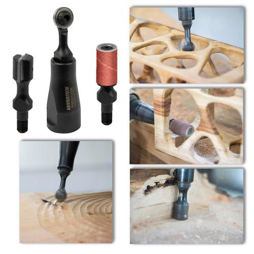 Arbortech Precision Carving System