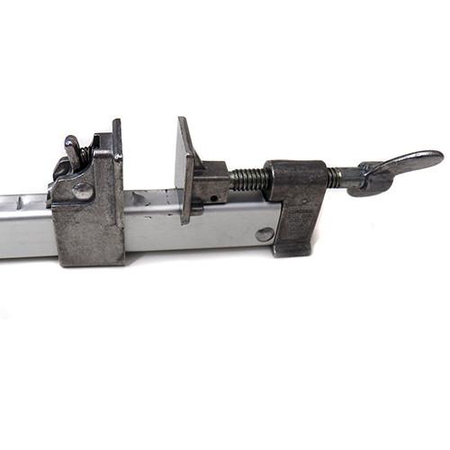 """Dubuque Clamp Works Aluminum Bar Clamp, 24"""""""