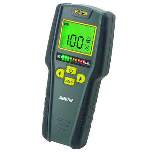 General Non-Pinned Moisture Meter With LCD Display