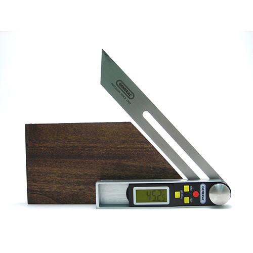 Digital Sliding T-Bevel & Protractor