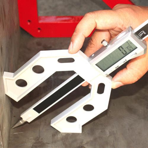 "Digital Multi gauge 0-6"""