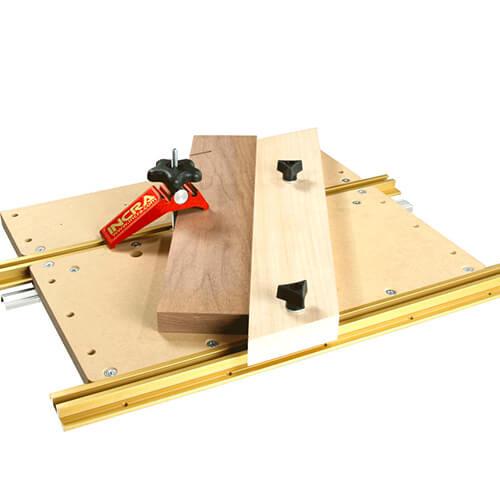 Incra Build-IT Brackets W/Knobs & Fasteners