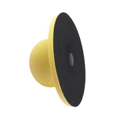 """Urethane Molded Round Palm Sanding Block For 5"""" H&L Discs"""