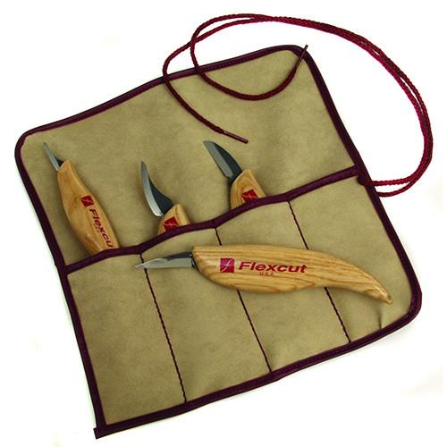 Flexcut Carving Knife Set 4pc