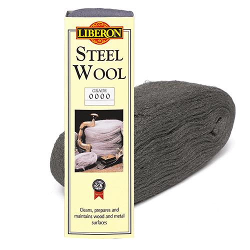 Liberon #0000 Steel Wool, 250G (1/2lb)