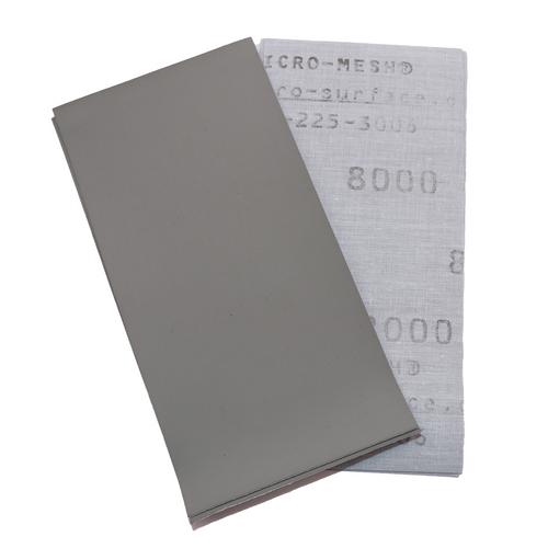 Micro Mesh Cushioned Abrasives Kit