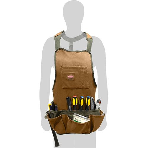 Apron Super Bib 16 Pocket
