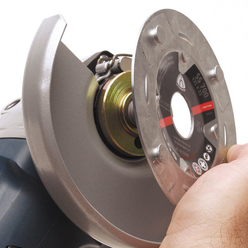 "Klingspor Abrasives CMT Quick-Change 6ø Angle 40 Grit 4-1/2"" Flap Disc"