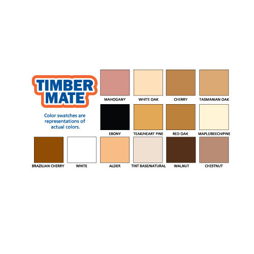 Timbermate Waterbased Wood Filler, Maple/Ash/Pine 8oz