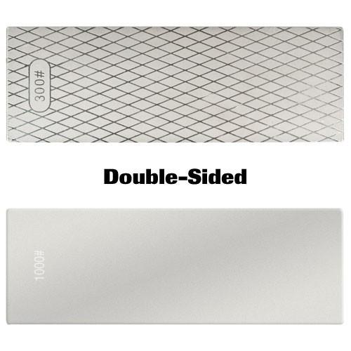 "Trend Diamond Stone, Double Sided 8""x 3"" Fine/Coarse"