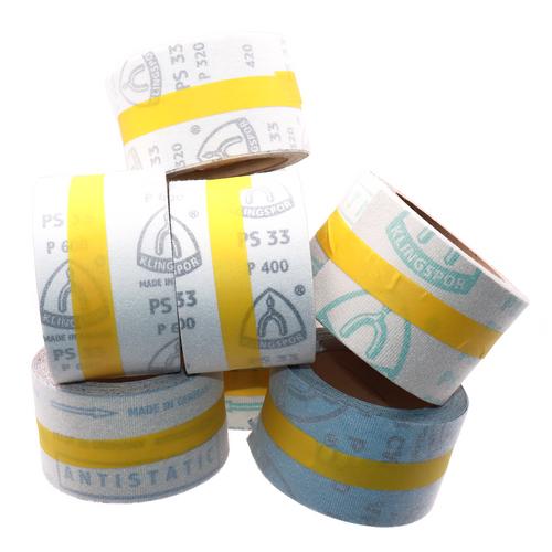 Klingspor Bargain Box of Hook & Loop Rolls 5 Pounds