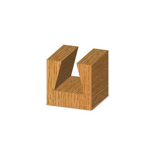 Dovetail 1/2D X 14 Deg. X 1/2CH X 1/2SH