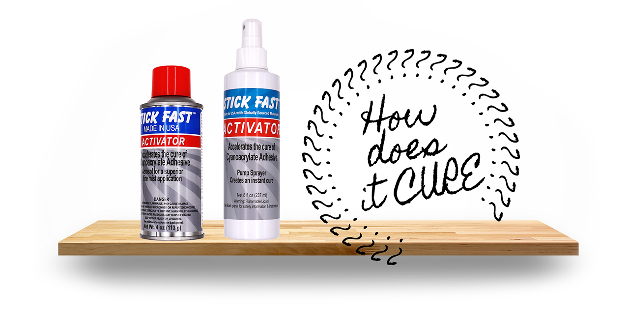 What is CA Glue and How Does It Cure?