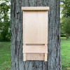 Wakefield Premium Bat House DIY Kit - Mini Bat Box Shelter with Echo-Location Slot - Up to 12 Bats