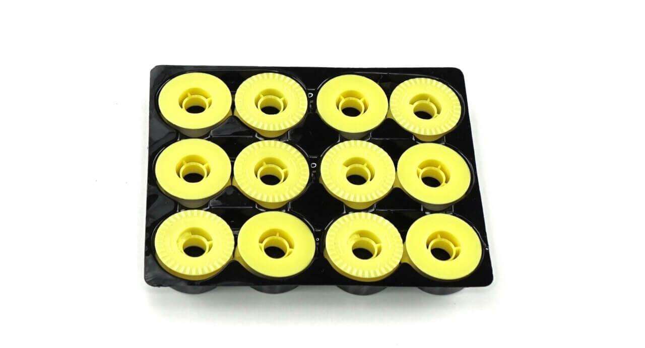 C-Film Korrekturband- Lift-Off f/ür Olivetti ET 2300 SP- -314-C Schreibmaschine-Farbbandfabrik Original