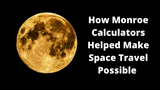 How NASA's Katherine Johnson Used a Monroe Calculator to Help Make Space Travel Possible