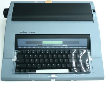 Swintec 2416DM Portable Electronic Display Typewriter - Brand New