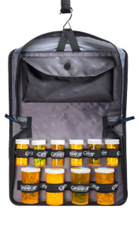 Med Manager Travel - Portable Pill/Medicine Organizer (12 inches x 6 inches x 3 inches)