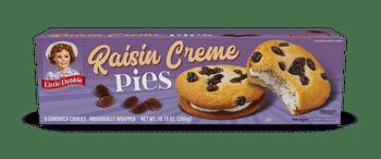 Little Debbie Raisin Creme Pies