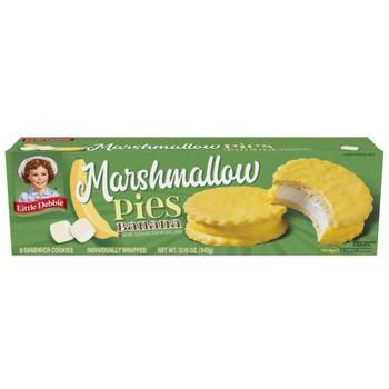 Little Debbie Banana Marshmallow Pies