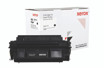 Black Standard Yield Everyday Toner from Xerox, replacement for HP C4096A Yields 5,000 pages
