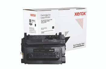 Black Standard Yield Everyday Toner from Xerox, replacement for HP CE390A Yields 10,000 pages