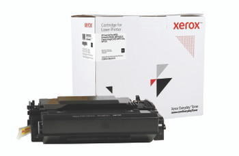 Black High Yield Everyday Toner from Xerox, replacement for HP CF287X, Canon CRG-041H Yields 18,000 pages