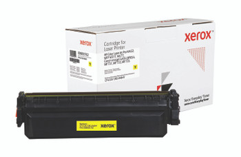 Yellow High Yield Everyday Toner from Xerox, replacement for HP CF412X, Canon CRG-046HY Yields 5,000 pages