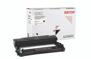 Black Standard Yield Everyday Drum from Xerox, replacement for Brother DR-420 Yields 12,000 pages